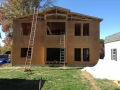 Removed a 1 Story Addition and Built a new 2 Story Addition